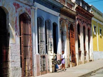 Trinidad straatbeeld